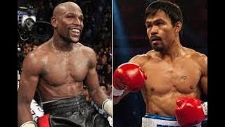 Floyd Mayweather Back To Fight Manny Pacquiao