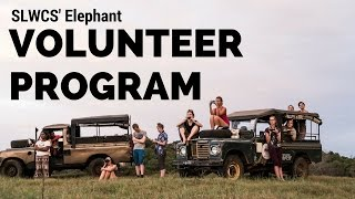 Volunteering with the Sri Lanka Wildlife Conservation Society