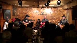 Black Hearted Woman Allman Brothers Band Tribute 荻窪Rooster 2014.1...