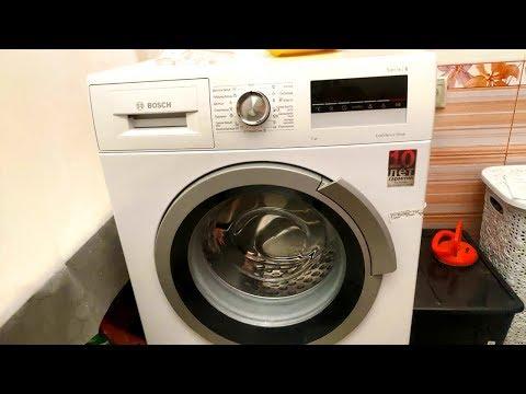 Стиральная машина Bosch WLL 2426 E. Отзыв и обзор