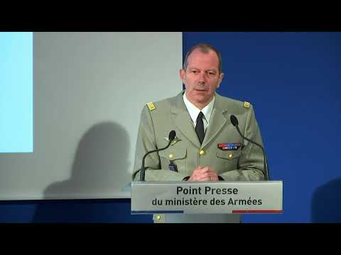 #PointPresse - Présentation de l'agence de reconversion de la défense