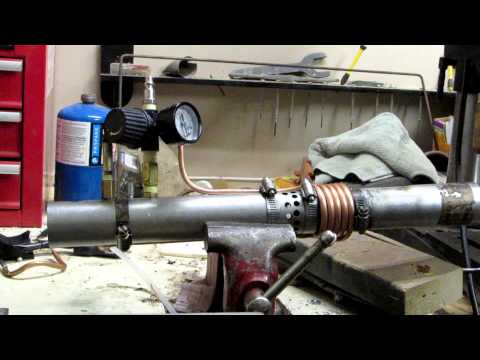Final  Evolution of the L00NGB00W kerosene atomizer.