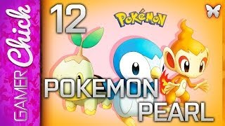❤ Pokemon Pearl - Walkthrough [Part 12 Entering Eterna Forest!] w/ Lori