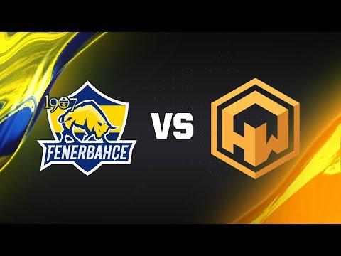 1907 Fenerbahçe Espor ( FB ) vs HWA Gaming ( HWA ) | 2018 Kış Mevsimi 4. Hafta