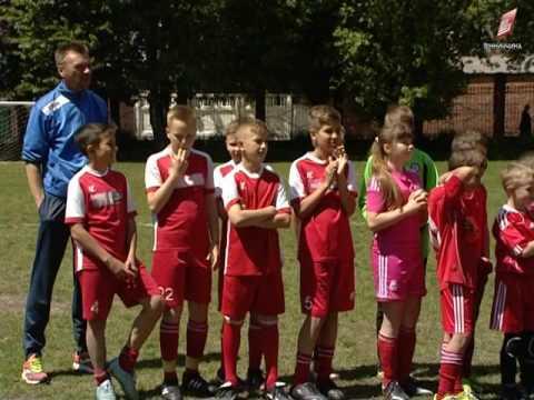 ТРК Вінниччина: Чемпіонат з футболу серед школярів у Вінниці 22 05 2017