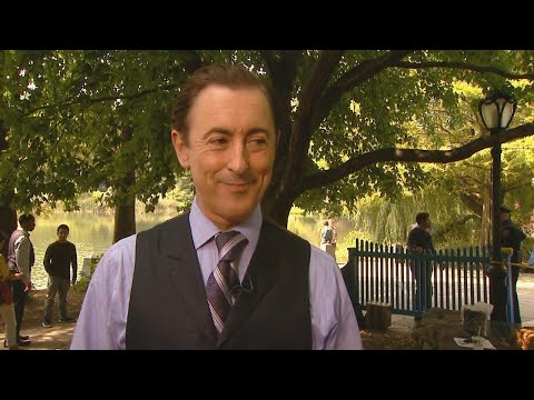 Alan Cumming On Playing A Gay Lead For Network Television In 'Instinct'