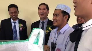 นำเสนอโครงงานวิทยาศาสตร์ รับการประเมินครูวิทยาศาสตร์พระราชทาน โรงเรียนสังคมอิสลามวิทยา 2563