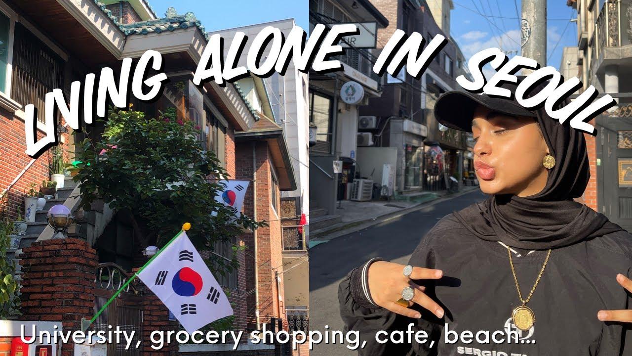 Download Vivre seule à Séoul - ⌊weeklyvlog 1⌉