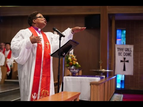 Bishop Easterling Preaches We Are One