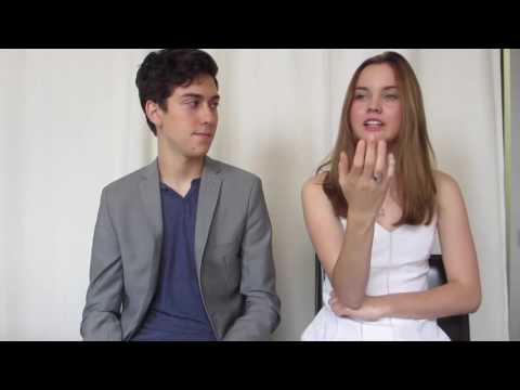 Young Actors Natt Wolff and Liana Liberato Talk About