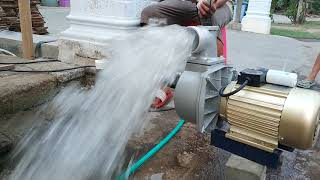 JET2000 BOS Nya pompa air modifikasi