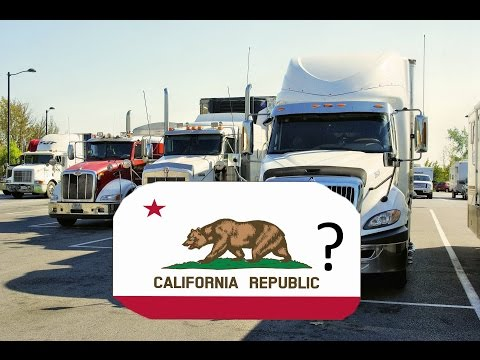 California Truck Emissions Explained.  CARB On Highway Standards For Diesel Trucks.