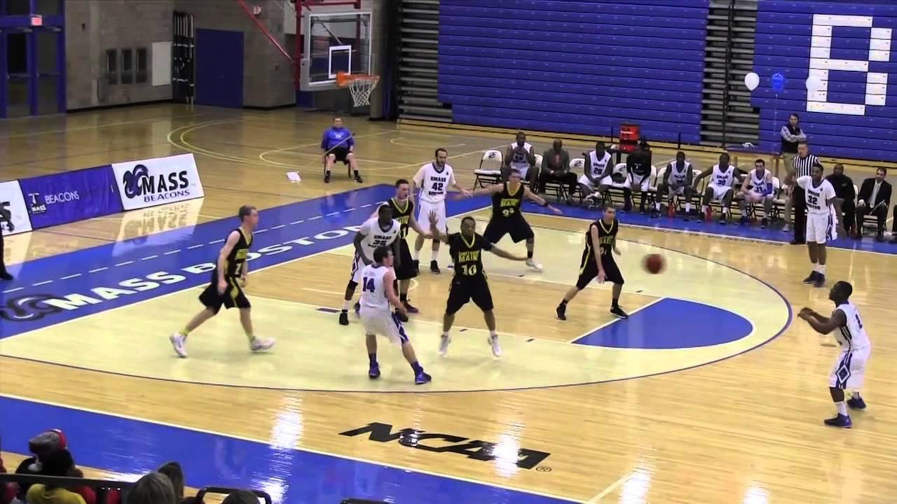UMass Boston Men's Basketball vs. University of Southern ...