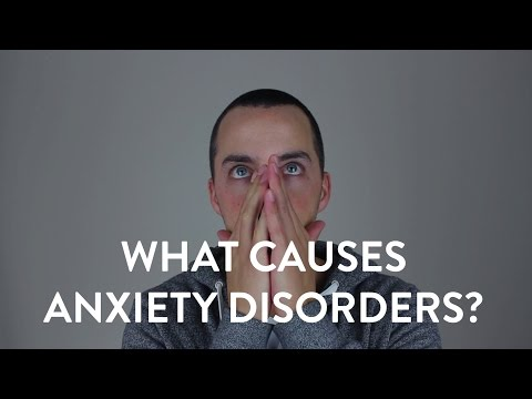 What Causes Anxiety Disorders?