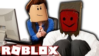 INTERVIEW WITH THEC0MMUNITY'S FRIEND!! (Roblox John Doe Chronicles)