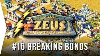 Zeus ► Mission 16 Breaking the Bonds - [1080p Widescreen] - Master of Olympus City-building!