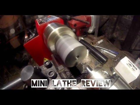 Harbor Freight 7x10 Mini Lathe Review 93212