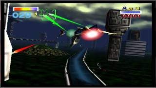 STAR FOX 64: Level 1