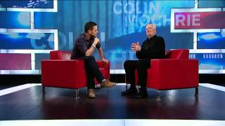 Colin Mochrie On George Stroumboulopoulos Tonight: INTERVIEW