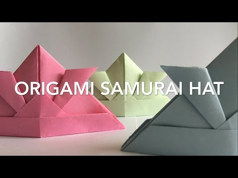 Origami Hats - Page 2 of 2 | Gilad's Origami Page | 360x480