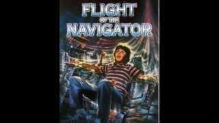 Flight of the Navigator Original Score Track 7 - Ship Drop