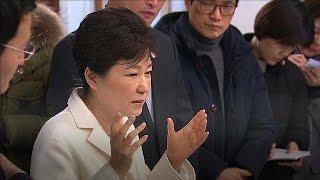 Южная Корея  Пак Кын Хе предъявлены официальные обвинения в коррупции