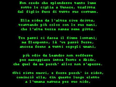 canto XXVIII purgatorio