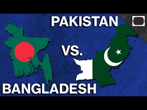 Why Do Pakistan And Bangladesh Hate Each Other? - YouTube