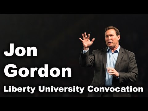 Jon Gordon - Liberty University Convocation