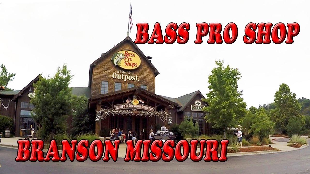 BASS PRO SHOP BRANSON MISSOURI