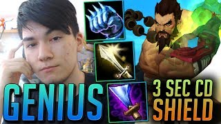 NEW BUILD THAT WILL MAKE UDYR META AGAIN ! TANKED 21 TOWER SHOTS AND BARELY TOOK DAMAGE UDYR IS NUTS