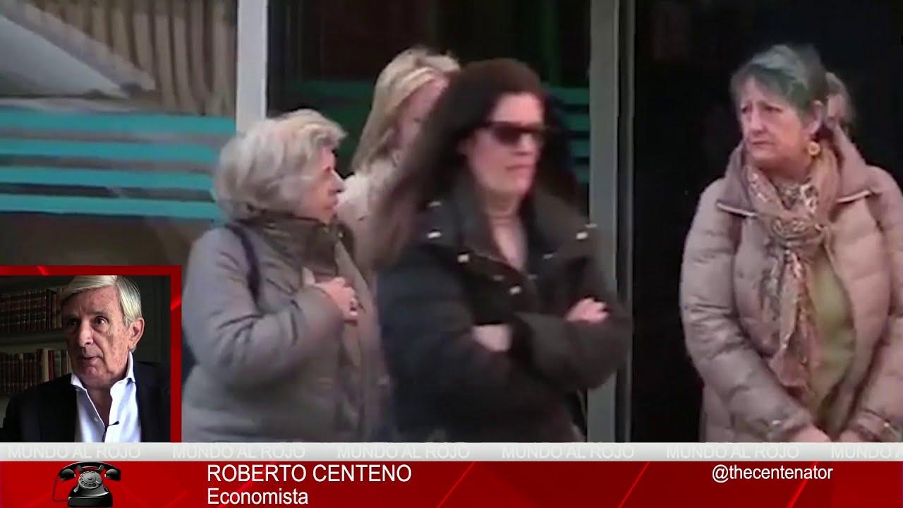 ROBERTO CENTENO: Las confiscaciones de Sánchez están dejando sin material sanitario a los hospitales