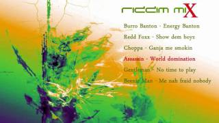 World Domination Riddim Mix [August 2009] [Massive B Production]