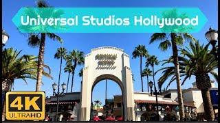 Universal Studios Hollywood in 4K! Los Angeles, California
