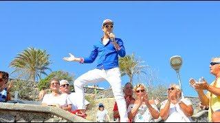 Alex Engel begeistert Gran Canaria