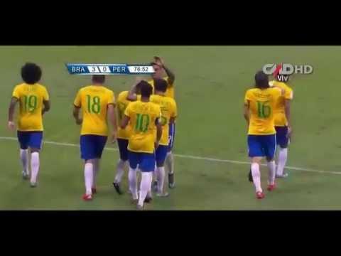 Brasil 3 - Perú 0 - Narración de RPP Deportes