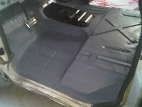 1 Piece Floor Mat 1969 C10
