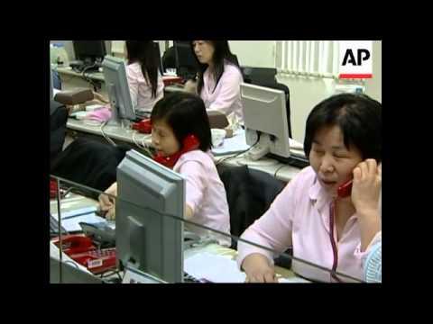 WRAP Asian markets fall sharply over Wall Street weakness ADDS Hong Kong fall