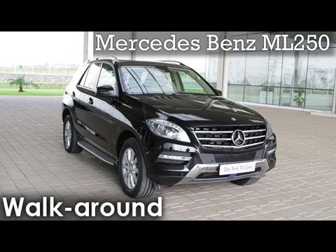 2012 Mercedes Benz ML 250 CDI - Walk-around Video