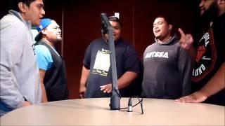 NiuTube - Polytonix/B4 Quartet - Usher Medley