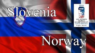 Slovenia vs Norway (Словения - Норвегия) 1:3