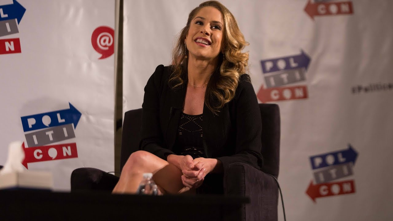 Ana Kasparian Nose Job why did politicon make me want to die?