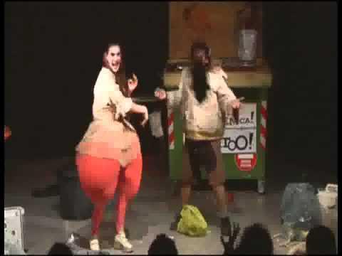 Funky pudding promo 2011.avi