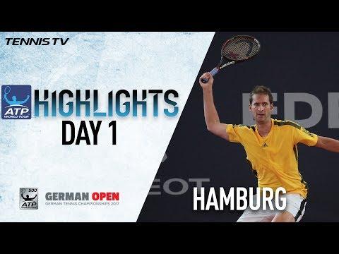 Поражения Турсунова и Донского, победы Майера и Симона — в обзоре матчей турнира в Гамбурге