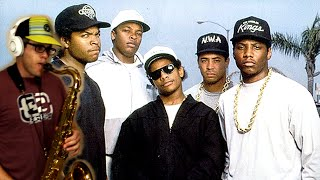 N.W.A. - Express Yourself - Tenor Saxophone - BriansThing