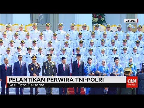 Kompak, Presiden Jokowi, Panglima TNI Jenderal Gatot Nurmantyo & Kapolri dalam Praspa 2017 Mp3