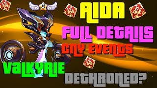 IDLE HEROES AIDA Game Changer!? E3 Aida Review + Chinese New Year Events Breakdown! [Part 1]