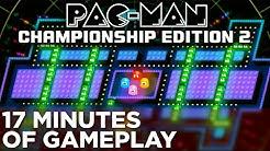 Pac-Man Championship Edition 2: SUPER SWEET Gameplay