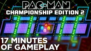 Pac-Man Championship Edition 2: SUPER SWEET Gameplay