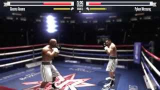 Real Boxing PC Gameplay Walkthrough - Career Beginning